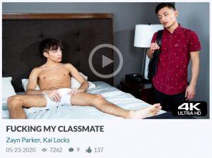Fucking My Classmate